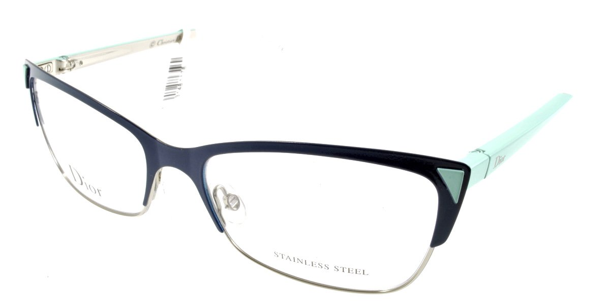 Occhiali da Vista Christian Dior CD 3780 Blu Square