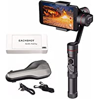 Zhiyun Smooth III Smooth3 3 Axis Handheld Gimbal Stabilizer for Smartphone like iPhone X 8 plus 7+ 7 6+ 6 5S, Samsung Galaxy S8 S8+ S7+ S7 S6 S5 Note8 Note 8 ect, Max 6 260g Payload Zhiyun Smooth-III