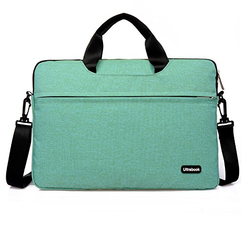 Laptop Shoulder Bag, HESTECH 13.3 Laptop Case Sleeve Busines