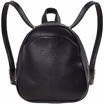 Humble Chic Mini Vegan Leather Backpack - Convertible Shoulder Purse Handbag  Tiny Crossbody Bag 2de96d2c09e93