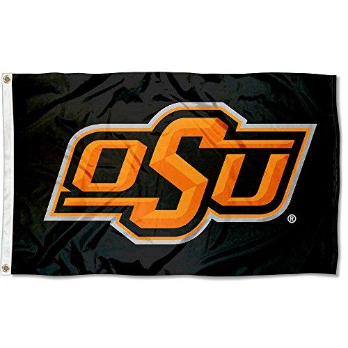 OSU Oklahoma State Cowboys University Large College - University Cowboys State Oklahoma