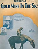 img - for There's a Gold Mine in The Sky: Sheet Music book / textbook / text book