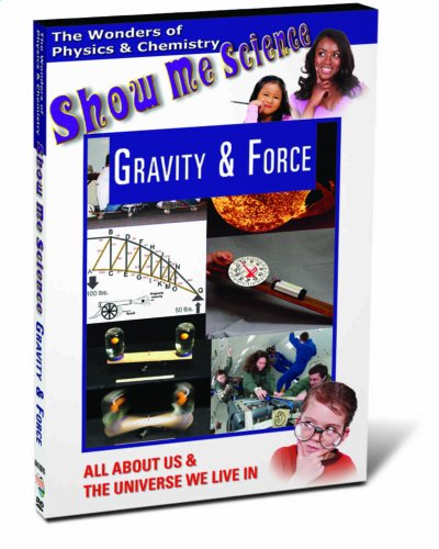 Show Me Science DVD: Gravity & Force, (56217)