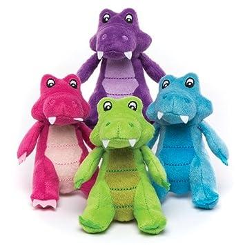 Baker Ross Dinosaurios de Peluche - Perfectos para Bolsas Sorpresa de Fiestas Infantiles (Pack de