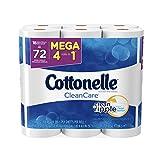 Health & Personal Care : Cottonelle CleanCare Toilet Paper, Bath Tissue, 36 Mega Toilet Paper Rolls