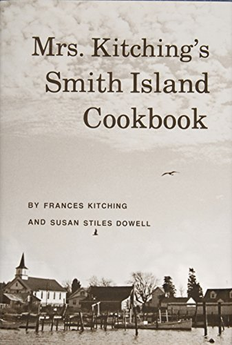 Maryland Crab Cake Recipes - Mrs Kitching's Smith Island Cookbook