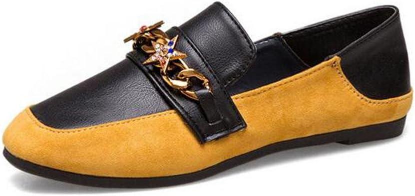 KUKI Zapatos de Carrefour, zapatos planos de mujer zapatos de ...