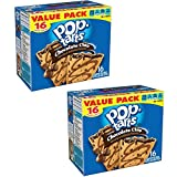 Pop Tarts Frosted Chocolate Chip Value Pack 16 Pastries (Pack of 2)