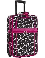 Giraffe Carry On Luggage