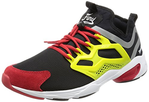 Reebok Adapt Schwarz Laufschuhe Schwarz Sneaker AR1868 Fury Mehrfarbig Herren 7warxOv75q