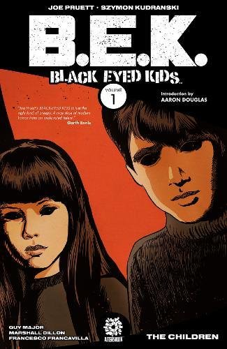 Black Eyed Kids Volume 1: The Children