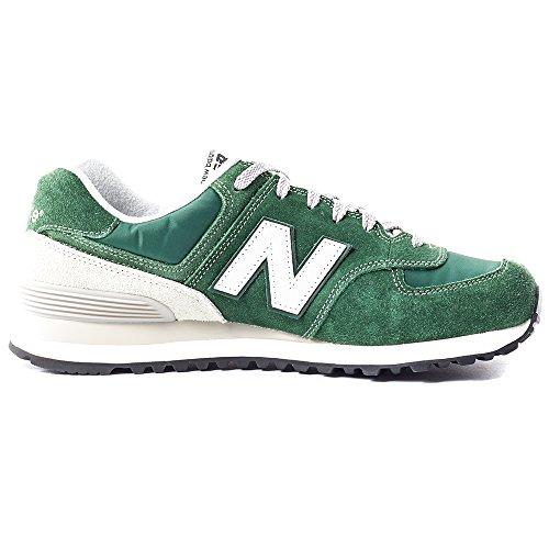 New Balance Nbml574vfo - Zapatillas Hombre Green