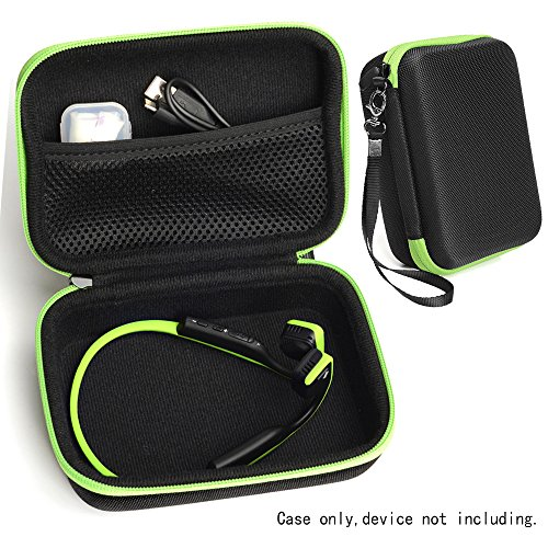 Protective case for Bone Conduction Headphones Like Aftershokz Trekz Titanium, Trekz Mini, Trekz Air, Bluez 2, 2S; KSCAT, Sades, DIGICare, allmity, Yaklee, Abco Tech, LQING, longee, HYON, 4inloveme