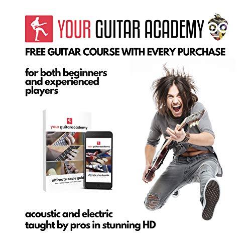 Pick Geek Guitar Pick Set   18 Cool Custom Assorted Guitar Picks   for your Electric, Acoustic, or Bass Guitar   5…