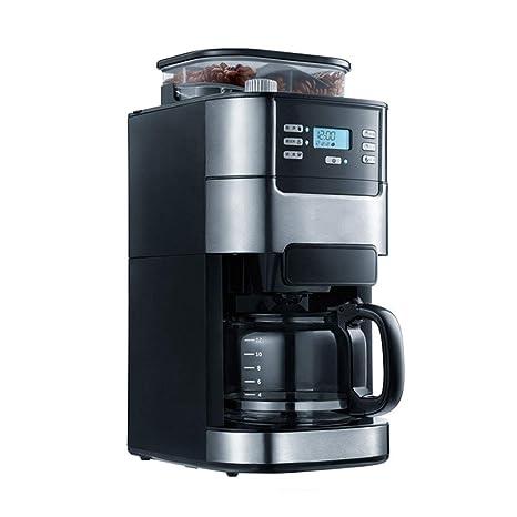 Simple-Coffee Goteo-Tipo Máquina Automática del Café El Ajuste Manual Que Muele El