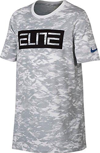 Boys' Nike Dry Elite Basketball - Shirt The Elite