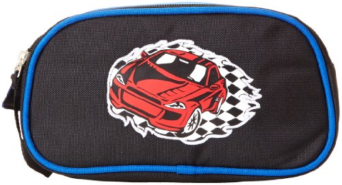 Obersee Kids-neceser y bolsa para accesorios (Racecar)