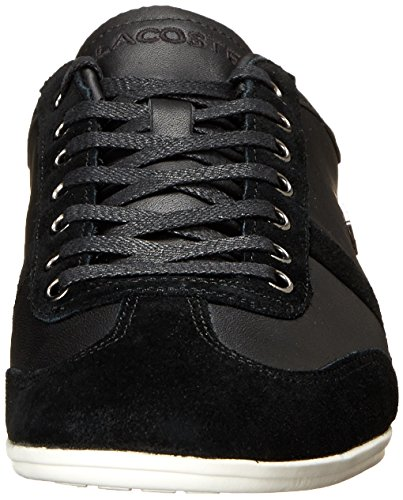 Lacoste Mens Misano 33 Fashion Sneaker Nero