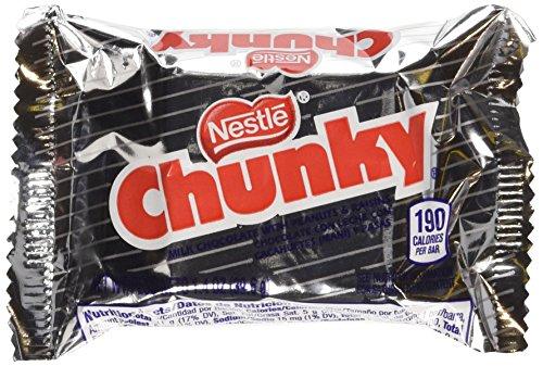 Nestle Chunky Bar 24 Count