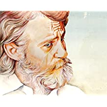 Levon Helm, ART print from original watercolor painting, The Band, watercolor portrait