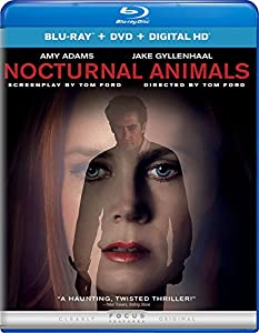 Cover Image for 'Nocturnal Animals (Blu-ray + DVD + Digital HD)'
