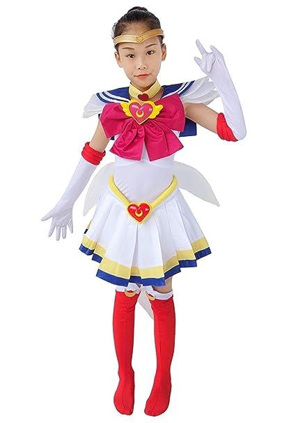 Sunny Sailor Girl Navy Child Costume
