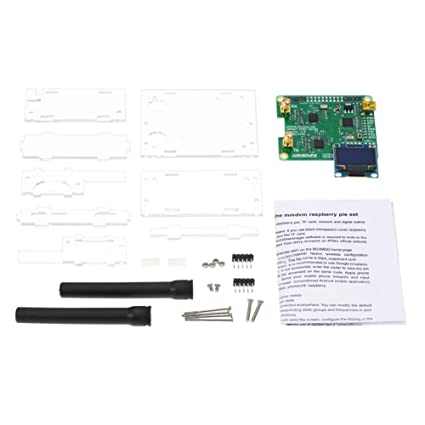 Amazon com: putdWH99 Digital Eletronic Components | USB Duplex MMDVM