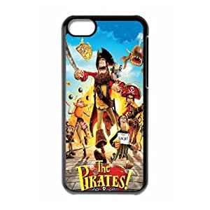 The Pirates For iPhone 5C Csaes phone Case THQ139452