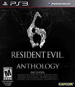Resident Evil 6 Anthology - PlayStation 3 Standard Edition