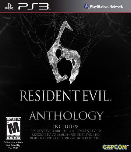 (Resident Evil 6 Anthology - Playstation 3)