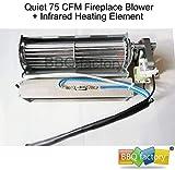 bbq factory Replacement Fireplace Fan Blower