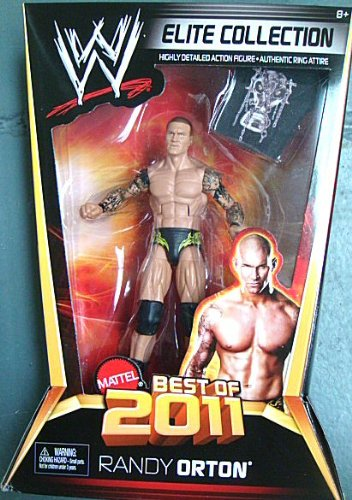 [WWE Elite Collector Best of 2011 Series Randy Orton Figure] (Randy Orton Costume)