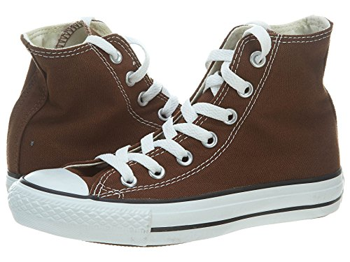 Sneakers Girls Brown (Converse Chuck Taylor All Star Men's Shoes Choclate/White 1p626 (10 D(M) US))