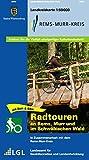 Rems - Murr- Kreis: Radtouren an Rems, Murr und im Schwäbischen Wald (Landkreiskarte)