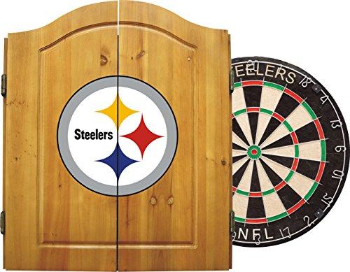 Cabinet Steel Bristle Dartboard Darts