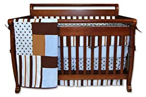 Amazon Com Trend Lab Max 4 Piece Crib Set Crib Bedding