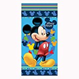 Jerry Fabrics Mickey Mouse Towel - Blue
