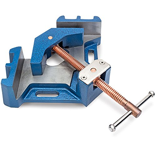 Eastwood Angle Corner Clamp Clamping Grip 90 Degree Aluminum Single Handle Right Angle Vice Clip Adjustable Swing Jaw