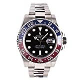 Rolex GMT Master II automatic-self-wind mens Watch 116719 (Certified Pre-owned)