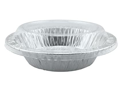 Aluminum Foil Mini Pie Pans/Tart Pans 4-1/8u0026quot; Mini Pot  sc 1 st  Amazon.com : mini pie plate - pezcame.com