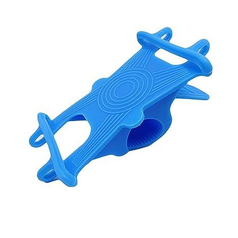 Yeshi - Soporte Universal para Manillar de Bicicleta MTB, Azul ...