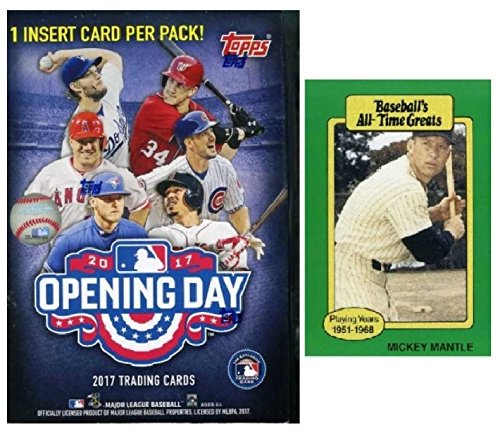 Topps Opening Baseball Factory Autographs product image