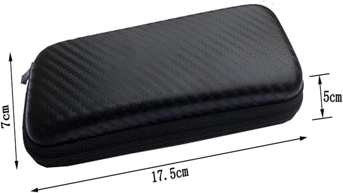 TS80 /& ES120//ES121 /& DS212 Kehuashina Specific Color Black Carrying Pouch For TS100