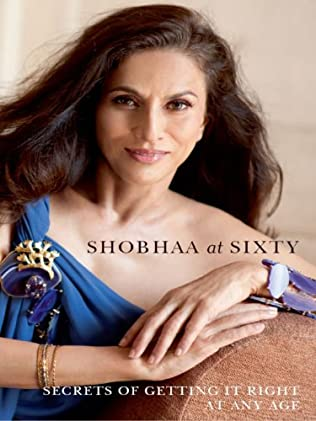 book cover of Shobhaa at Sixty
