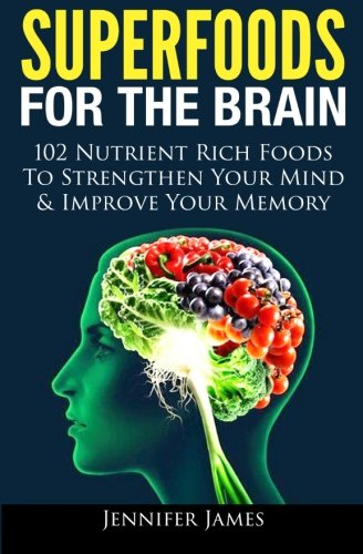 Superfoods Brain Nutrient Strengthen Improve product image