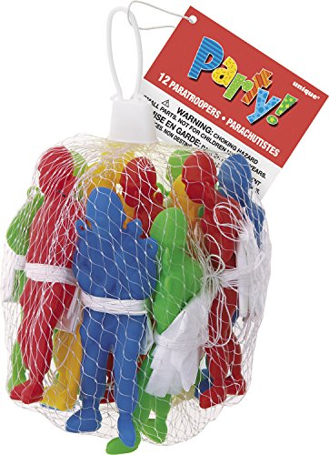 Parachute Army Men Party Favors, 12ct by Unique