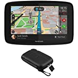 TomTom GO 520 GPS 5'' Touch Screen (US-CAN-MEX) with Protect and Stow Case