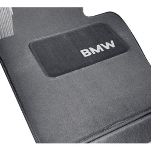 """""""BMW Genuine Gray Floor Mats for E90 - 3 SERIES ALL MODELS SEDAN (2004 - 2008), set of Four"""" supplier"""