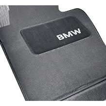 """""""BMW Genuine Gray Floor Mats for E90 - 3 SERIES ALL MODELS SEDAN (2004 - 2008), set of Four"""""""