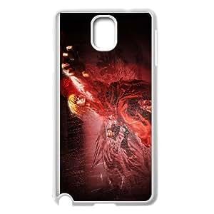 Samsung Galaxy Note 3 White phone case tekken 6 WCT4268677